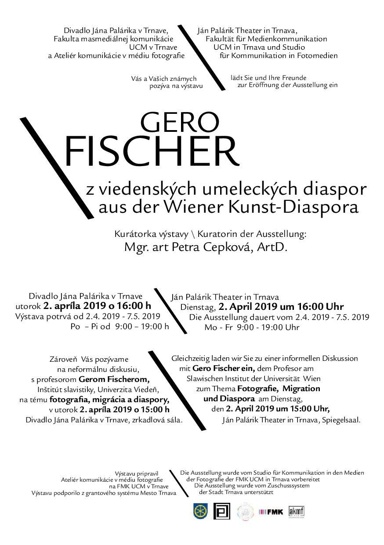 Pozvánka - Gero Fischer