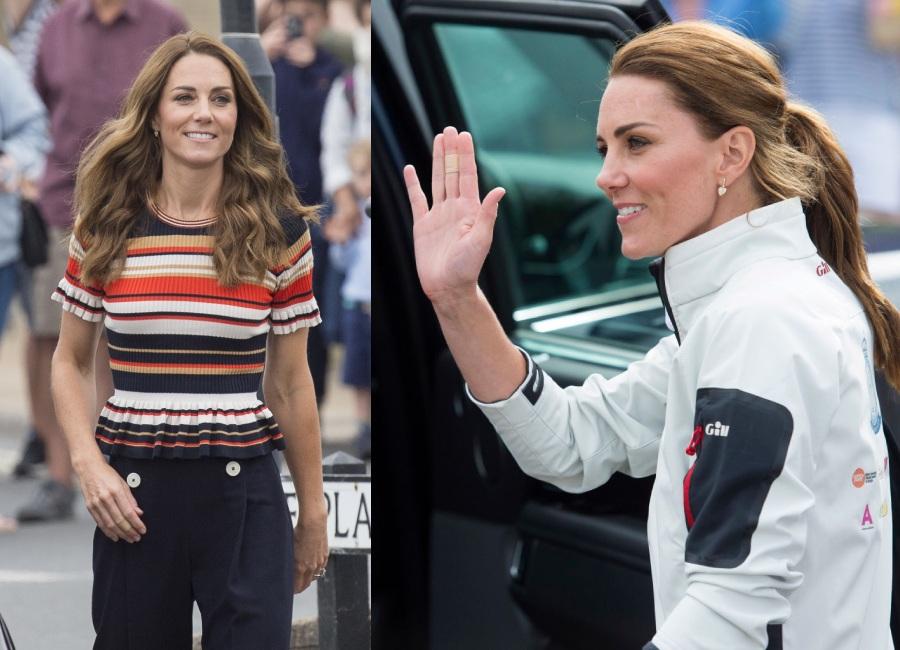 Kráľovská rodina, vlasy Kate Middleton - klocher.sk