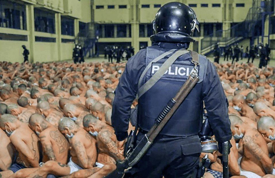 väzenie v salvádore