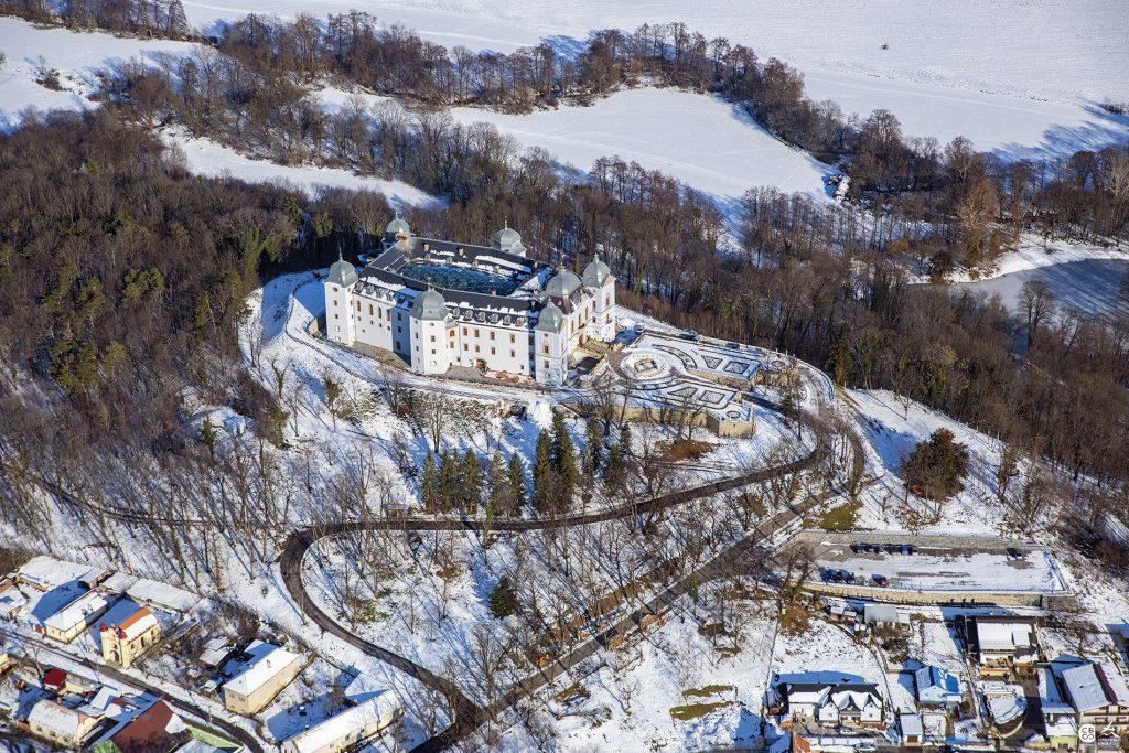 Galicia Nueva Halic hotel v zime