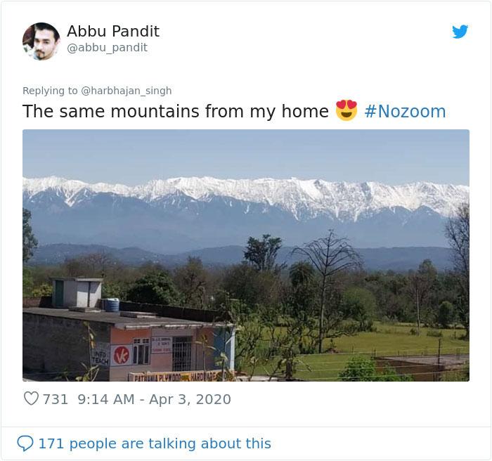 himalayas mountains coronavirus pollution levels drop eebffd