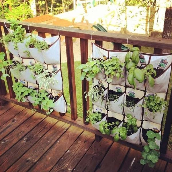 Small Garden Ideas for Balcony